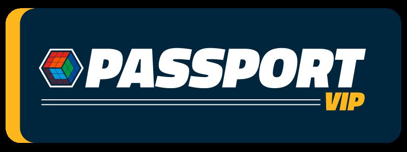 Button Passport VIP