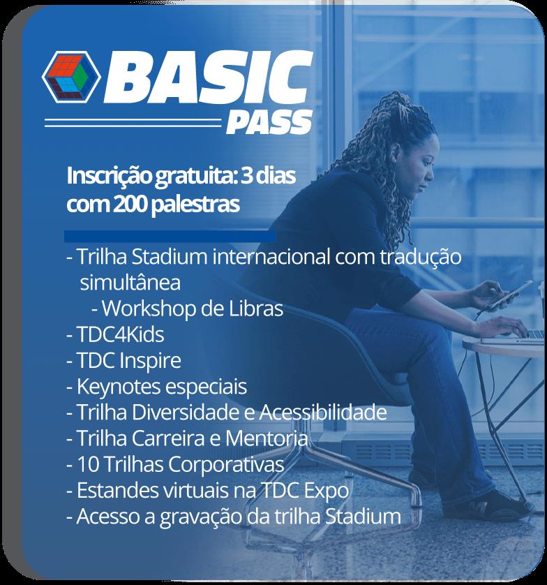 Card Basic Pass