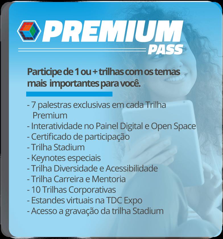 Card Premium Pass